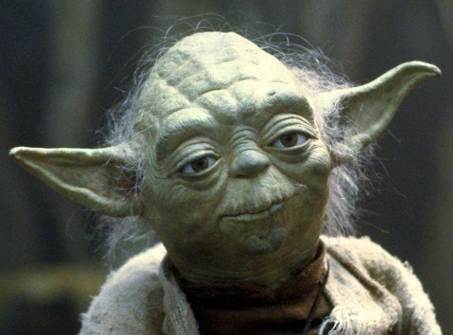 Yoda dans Star Wars