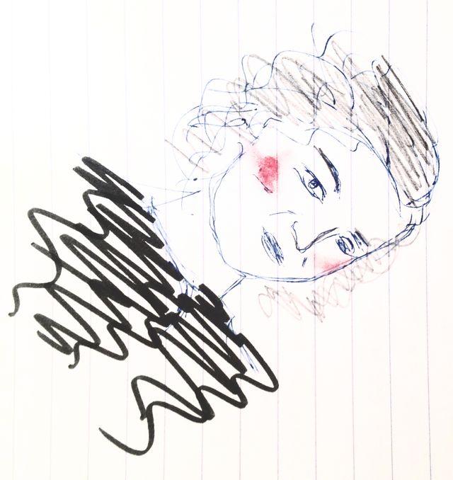 L'autoportrait de Nathalie