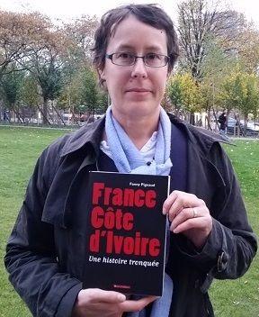 Fanny Pigeaud, novembre 2015
