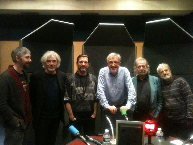 Bratsch et Philippe Meyer