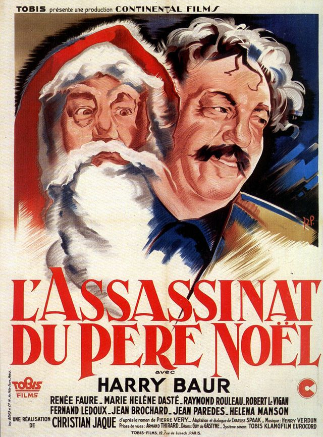 L'Assassinat du Père Noël (film de Christian-Jacque)