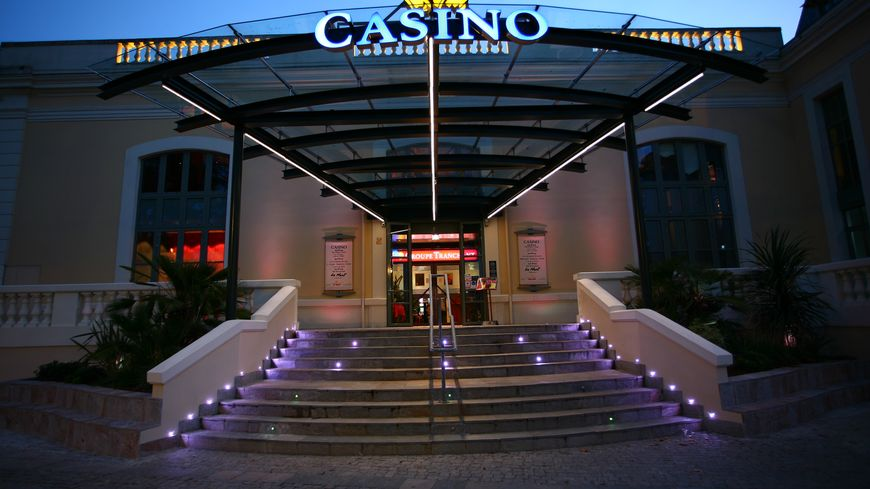restaurant du casino pau