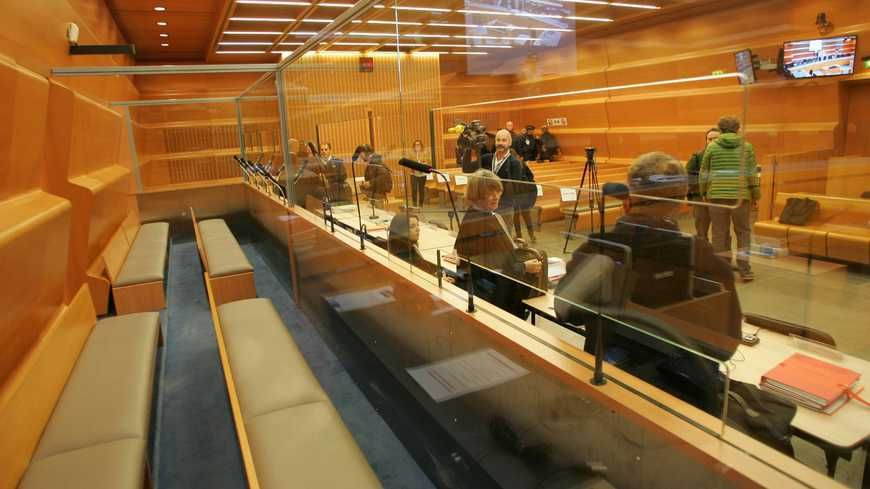 La salle d'audience de la Cour d'assises de l'Isère. Image d'illustration.