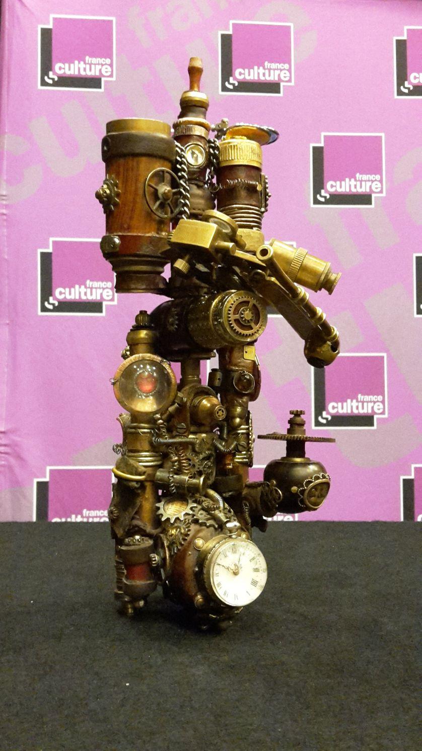 Pipe steampunk