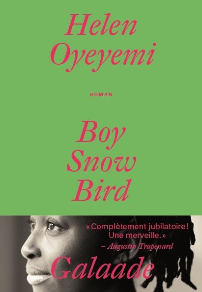 boy snow bird Galaade
