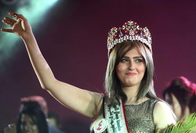 Miss Irak 2015