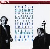 8 Anton Dvorak Concerto pour violoncelle et autres oeuvres Philips 434914-2.jpg