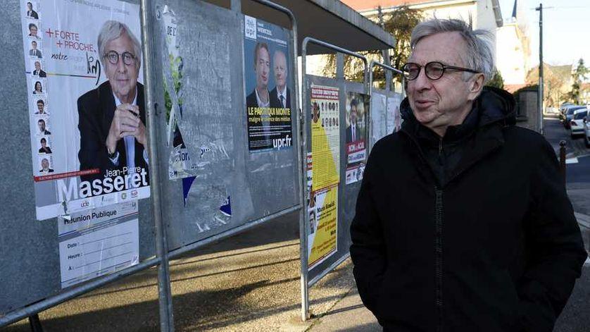 Jean-Pierre Masseret le 6 décembre 2015