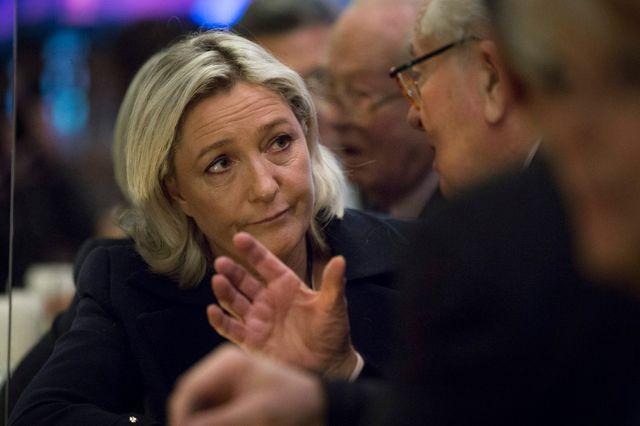 Marine et Jean-Marie Le Pen épinglés par la Haute autorité