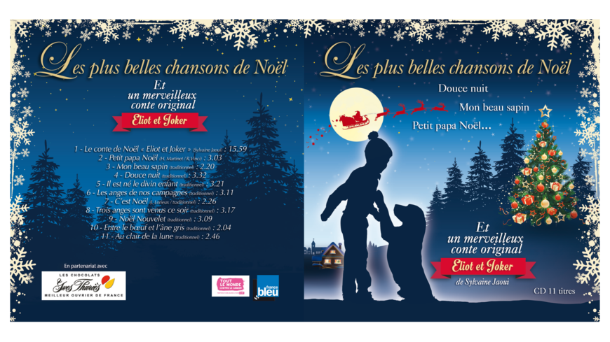 cd chanson de noel Le CD de Noël Télé 7 Jours et France Bleu ! cd chanson de noel