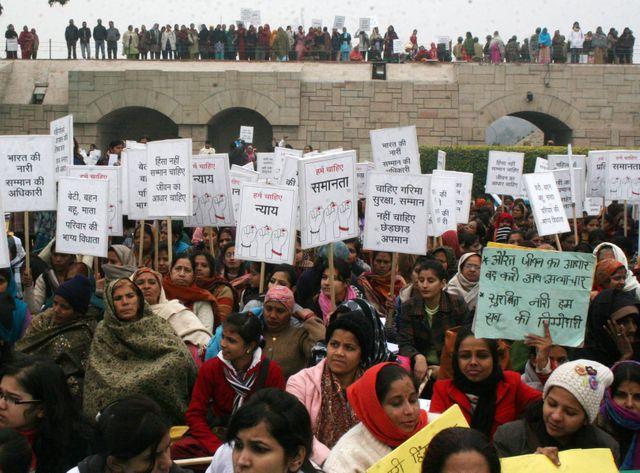 Ce crime avait suscité une émotion mondiale et déclenché des manifestations très importantes en Inde