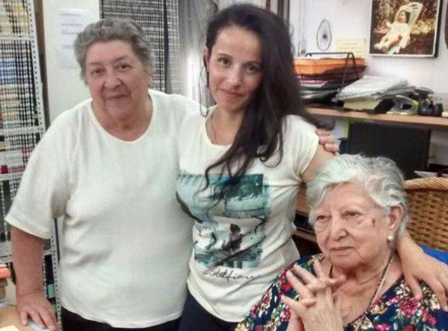 Fausses retrouvailles entre une grand-mère de la Place de Mai et sa petite-fille