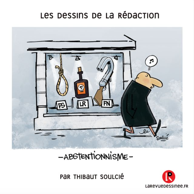 Soulcié / La Revue Dessinée