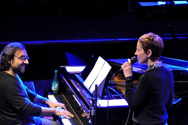 Stacey Kent & André Manoukian