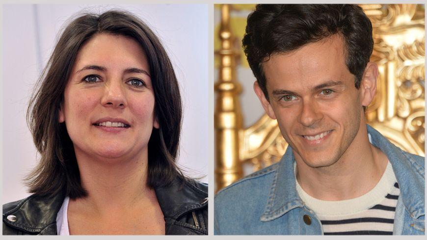 Estelle Denis et Michael Gregorio