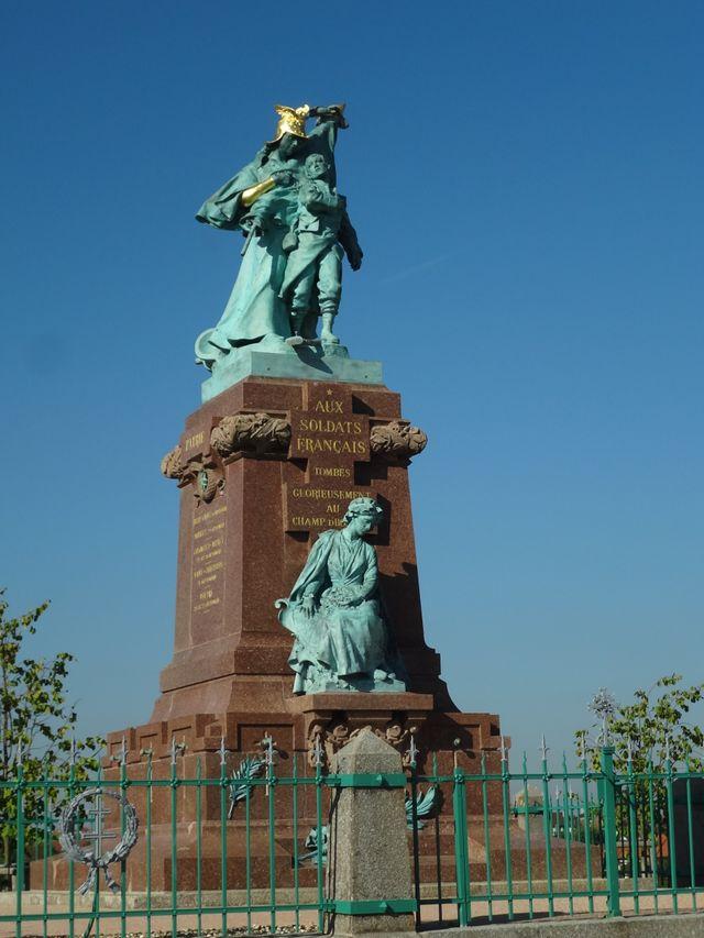 Mémorial soldats français Noisseville