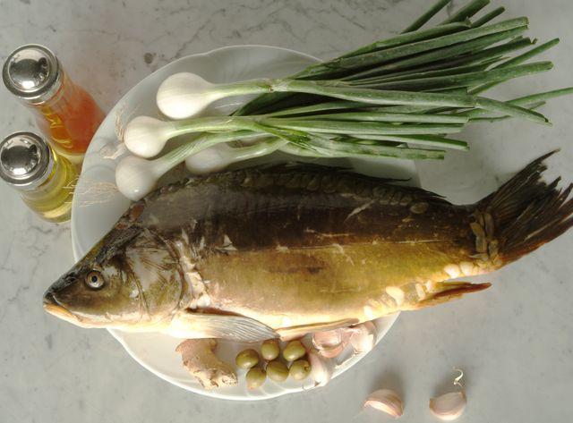 Le poisson contient des omega 3 (image d'illustration)