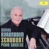 Schubert  Barenboim Pochette DGG 4792783