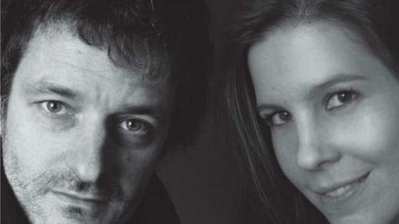 Edouard Ferlet et Violaine Cochard
