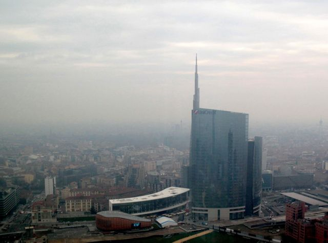 Milan prend des mesures anti-pollution