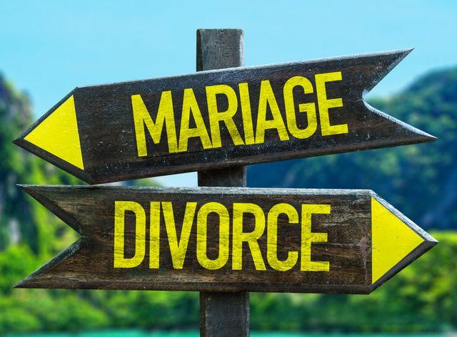 Mariage ou divorce