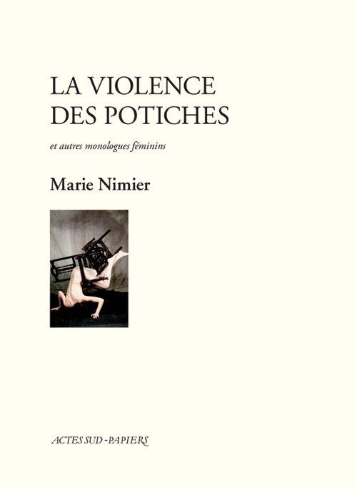 Marie Nimier-La violence des potiches