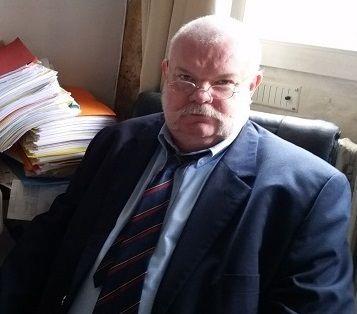Jean-Paul Baduel, en novembre 2015