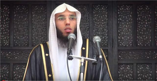 L'imam de Brest Rachid Abou Houdeyfa diffuse ses prêches sur internet
