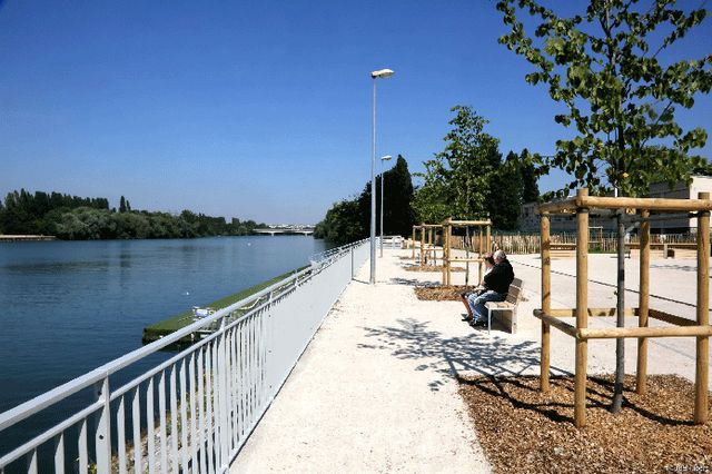 Les Berges de la Seine et de l'Yerres