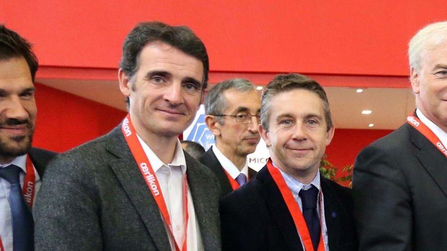 Eric Piolle (EELV) et Christophe Ferrari (PS)
