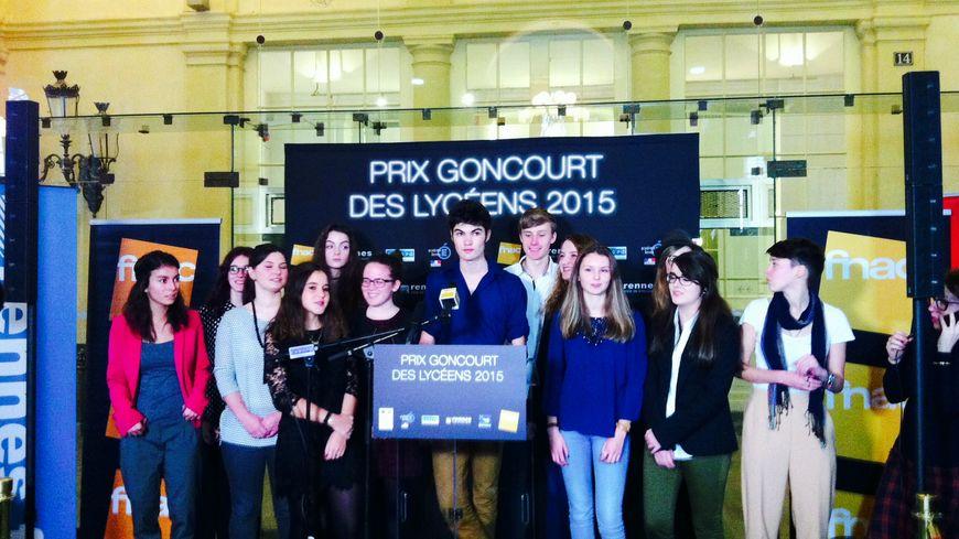 La nouvelle a été annoncée, ce midi, en direct de l'Opéra de Rennes.