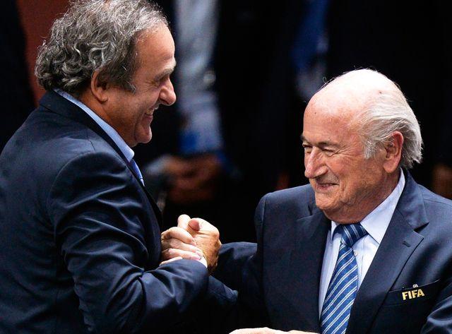 Les deux hommes sont écartés du monde du foot pour 8 ans