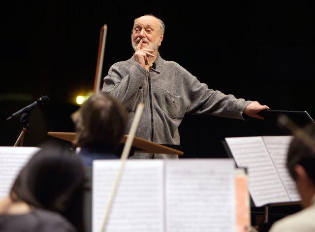 Kurt Masur était l'un des plus grand chefs d'orchestre du monde