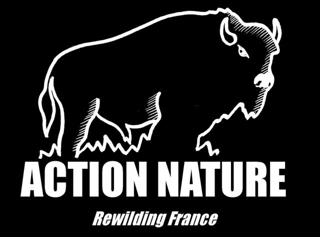 Logo action nature