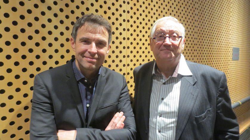 Romain Pasquier et Jean-Pierre Balligand