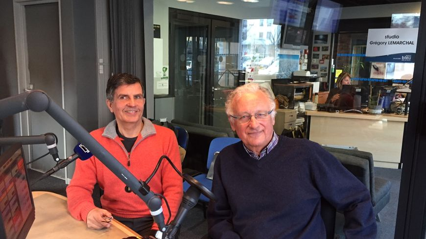 Alain Schermesser et Jean-Claude Saudemont