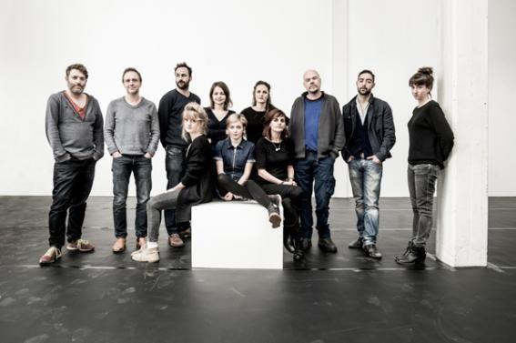 """La compagnie Tg Stan interprète """"La Cerisaie"""" au théâtre La Colline"""