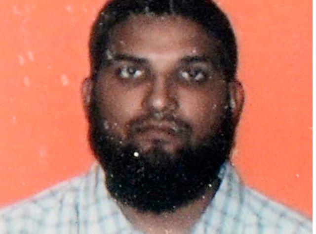 Syed Farook, 28 ans, l'un des deux auteurs de la tuerie