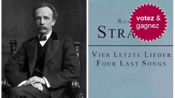 Quelle est la meilleure version des Quatre Derniers Lieder de Richard Strauss ?
