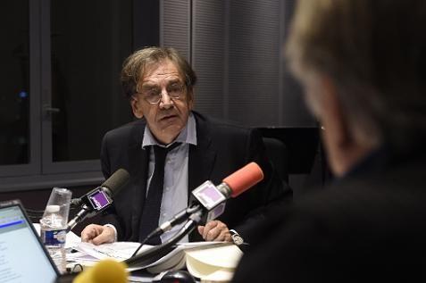 Alain Finkielkraut le 17 novembre 2015
