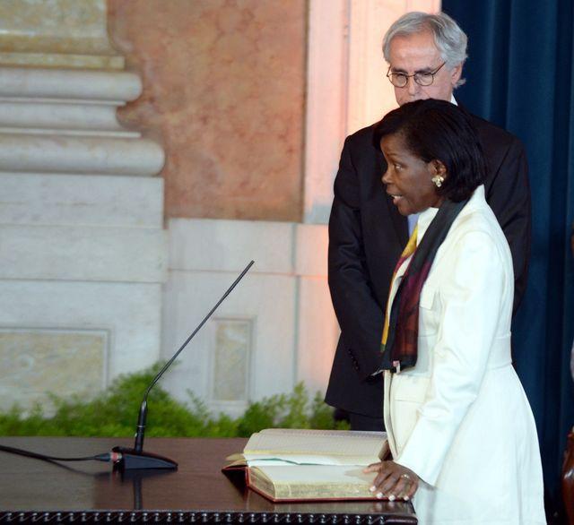 Francisca Van Dunem est la première femme noire à intégrer un gouvernement au Portugal