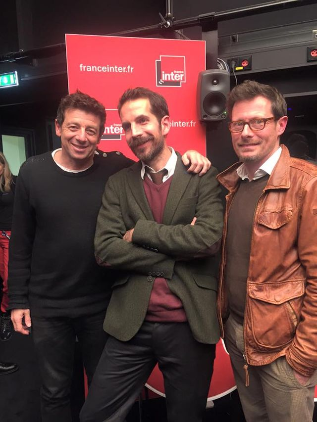 Patrick Bruel, Jul et Yves Jeuland