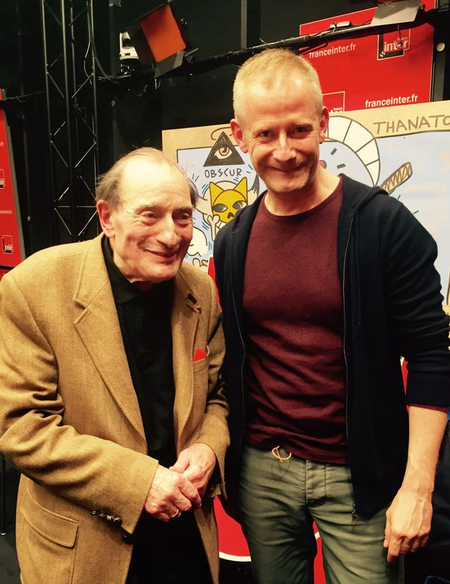 Pierre Etaix et Thierry Collet