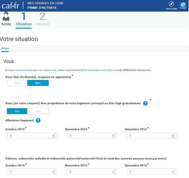 Estimation allocation logement 2015 - Plafond de ressources caf allocation logement ...