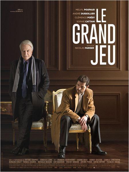 Le Grand Jeu, de Nicolas Pariser