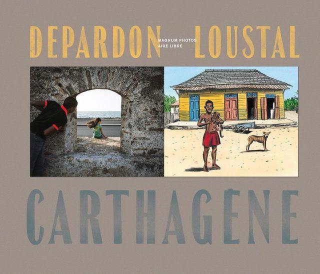 Carthagène - Depardon/Loustal