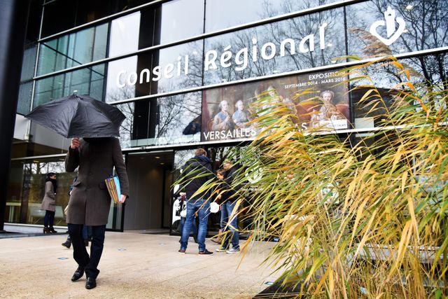 Conseil régional à Lille