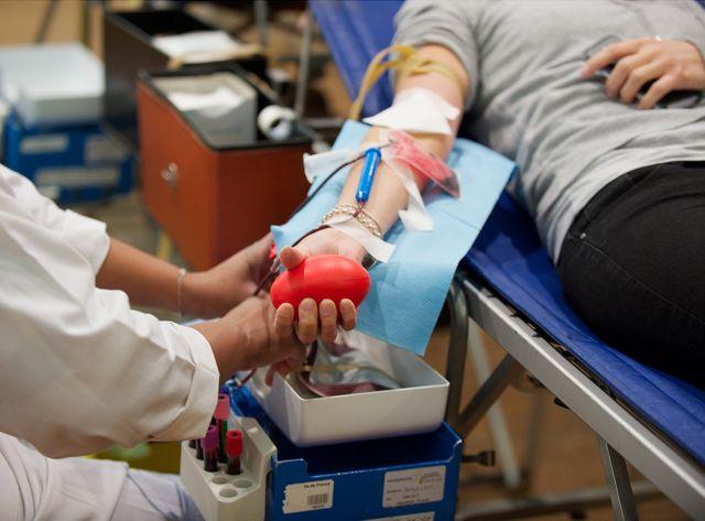 Le don du sang est irremplaçable