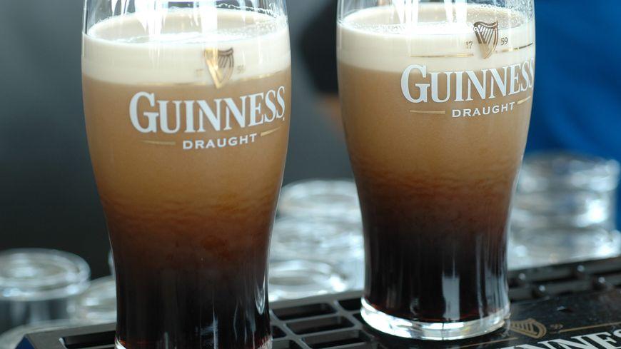 Bière Guinness