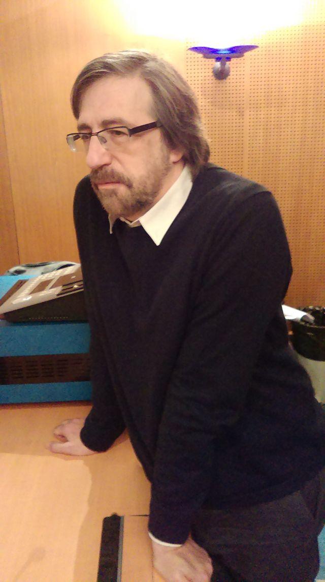 Jean-Benoît Patricot, scénariste